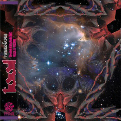 TOOL - Mantra: Live in Osaka Japan tour 2006 (mini LP / CD) lateralus salival