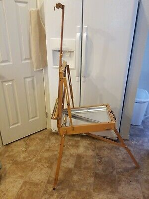 Mabef Table Sketch Box Easel