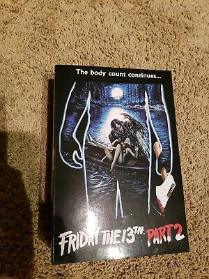 NECA Cult Classics Hall Of Fame Friday the 13th Part 2: Jason Voorhees Action F…