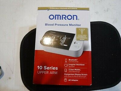 *NEW* Omron 10 Series Wireless Upper Arm Blood Pressure Monitor (BP7450)