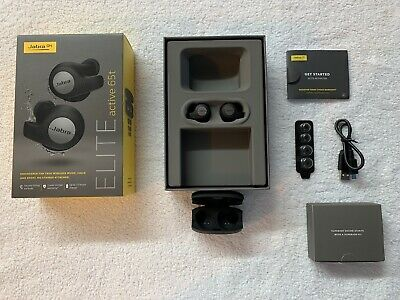 Jabra Gn Elite Active 65T Secure Fitting Earbuds - In Ear Headphones - Brand New