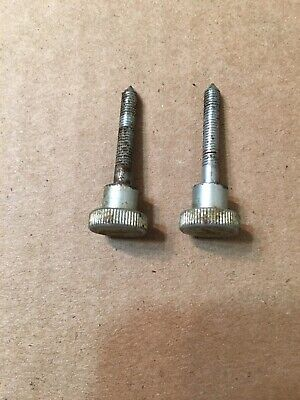 Pair Of Urgos Grandfather Clock Seatboard To Movement Connecting Screws