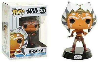 FUNKO POP!!! Star Wars Ahsoka Hot Topic Exclusive Vinyl Figure #272