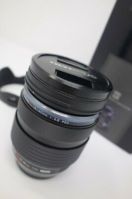 Olympus 12-40mm f/2.8 M.Zuiko Digital ED Pro Lens for Micro Four Thirds MFT