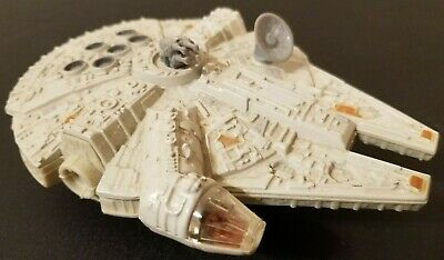 Star Wars Millennium Falcon DieCast Metal Kenner 1979 Vintage Authentic