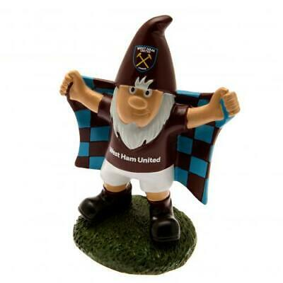 West Ham United FC Official Crested Garden Gnome Present Gift