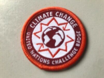 Girl Guides / Scouts WAGGGS UN Climate Change