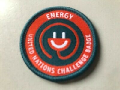 Girl Guides / Scouts WAGGGS UN Energy