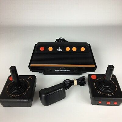 ATARI flashback 5 Classic Game Console Collectors Edition 92 Games TESTED