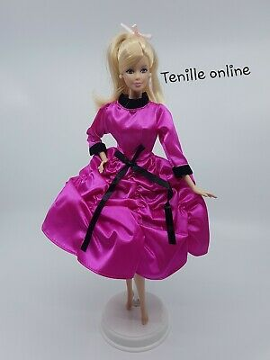 New Barbie clothes outfit dress gown old fashioned interesting beautiful