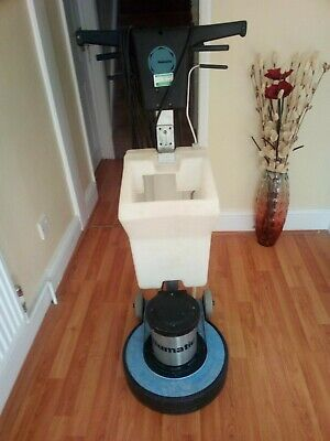 Numatic Floor Scrubbing/Buffing machine