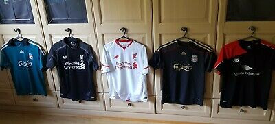 Liverpool Football Club LFC Youth Football Tops  - Selection Available
