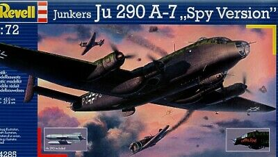 1/72 Revell Junkers Ju-290 A-7 Spy Version