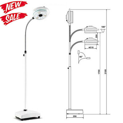 Chirurgische schattenlose Shadowless Lamp 36W LED Surgical Exam Light Mobile