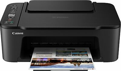 New! Canon PIXMA TS3120 Wireless All-in-One Inkjet Printer (Ink Not Included)