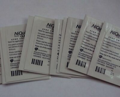 NIQUITIN Thinflex 21mg Patch - Step 1 X 11 Patches