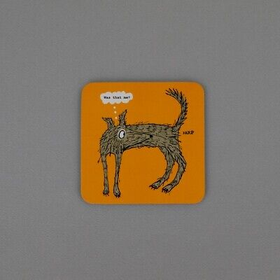 Coaster APOSTROPHE RAGE from Stuff /& Nonsense Really Good Funny gift New