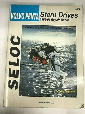 1968-1993 VOLVO PENTA Stern Drive Repair Manual Duo Prop AQ ... on diesel tachometer wiring diagrams, jeep ignition wiring diagrams, gm ignition wiring diagrams, honda ignition wiring diagrams, mitsubishi ignition wiring diagrams, volvo penta electrical wiring diagram, ford ignition wiring diagrams, volvo penta tilt and trim wiring diagram, volvo penta trim motor wiring diagram,