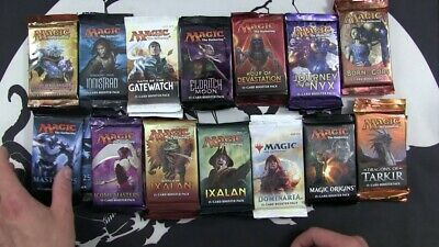 1 Magic The Gathering Booster Factory Sealed Random All Sets   12 Pack