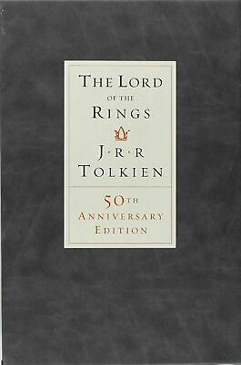 The Lord of the Rings: 50th Anniversary Edition by Tolkien, JRR