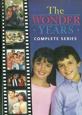 The Wonder Years: The Complete Series  22 DVD  Box Set New Free Shipping