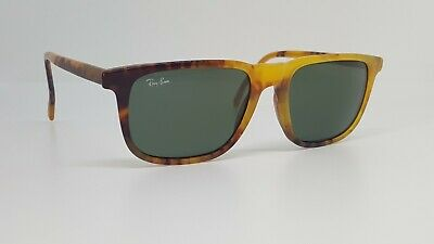 BL Bausch & Lomb Ray-Ban W1498 Traditionals Style 4 Sunglasses Mock Tortoise