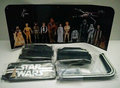 Star Wars Black Series 40th Anniversary Darth Vader Legacy Pack Diorama Only