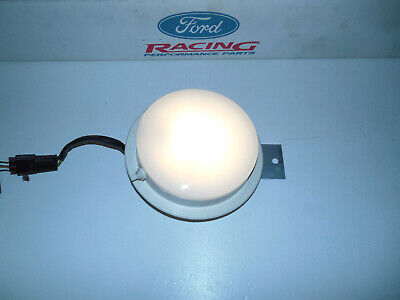 98-02 / 03-11 Ford Crown Victoria P71 Police Ticket Light Dome Assembly Nice Oem