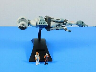 Star Wars Action Fleet B-Wing Complete Micro Machines Galoob 1996
