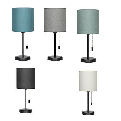 "16.3""High  Bedside Table Lamp for Bedroom Decoration."