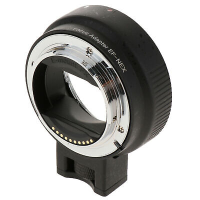 Auto Focus AF Adapter For Canon EOS EF lens to Sony E mount A7 Camera EOS-NEX