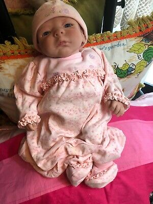 OOAK Reborn doll by Sheila Michaels BEAUTIFUL DOLL NEW CONDITION