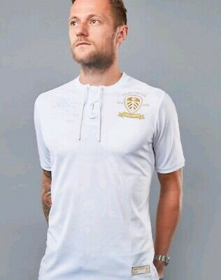 Limited Edition Leeds United Centenary Jersey And Book