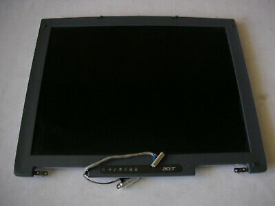 "Display Acer Travelmate 630 MS2110 14,1 "" LCD+Frames +Hinges +Cables"