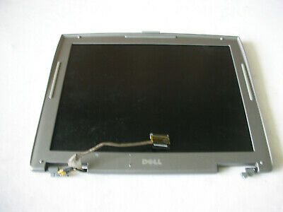 "Display Dell Latitude D505 15 "" LCD+Frames +Hinges +Cables"