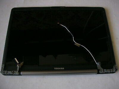 "Display Toshiba 17 "" LCD+Frames +Hinges +Cables"