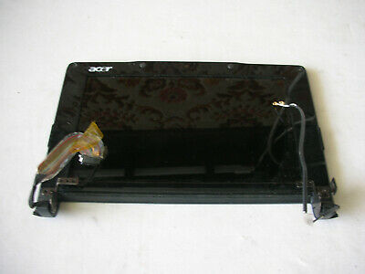 """Display Acer Aspire One 10,1 """" LCD+Frames +Hinges +Cables"""