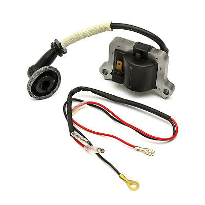 Ignition Coil HT Lead 62mm / 63mm 2 Stroke Engine 43cc 49cc 52cc Kids Mini Buggy