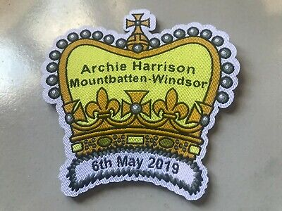 Girl Guides / Scouts Archie Harrison Mountbatten-Windsor 6 May 2019