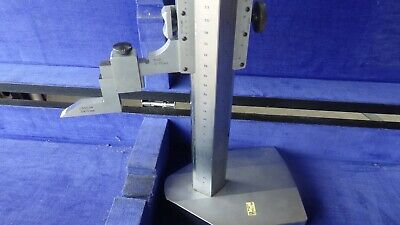 "Moore & Wright 36"" / 900 mm vernier height gauge, no HG36"
