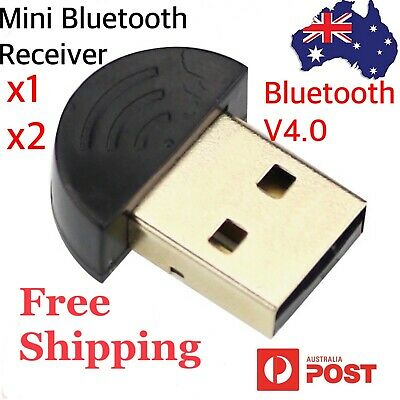 Mini USB Bluetooth Dongle Adapter Bluetooth V 4.0 Dual Mode Wireless Dongle