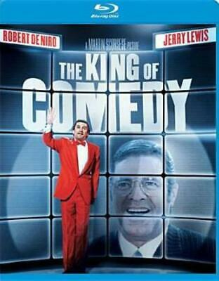 KING OF COMEDY: 30TH ANNIVERSARY (Region A BluRay,US Import,sealed.)