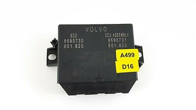 Volvo Pdc Parking Distance Control Module 8690730 / 8690731 / A499-D16
