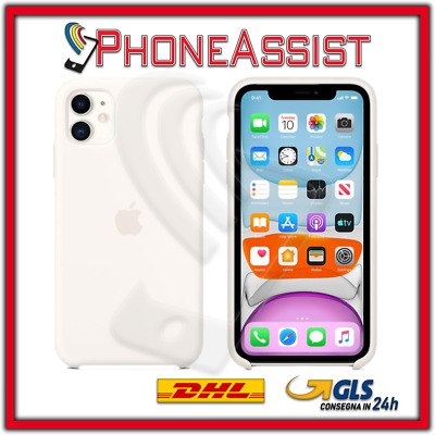Custodia in silicone per iPhone 8 Plus / 7 Plus - Bianco - Apple (IT)