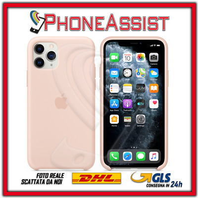 APPLE CUSTODIA COVER PER IPHONE 8 PLUS SILICONE CASE ORIGINALE