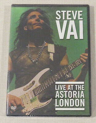 DVD - Steve Vai - Live at the Astoria, London, 2 Disc, NEW