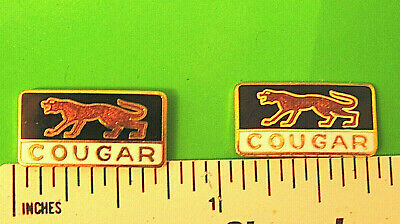COUGAR CUTOUT HAT PIN LAPEL PIN TIE TAC BADGE #0463