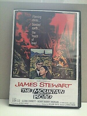 The Mountain Road Starring James Stewart