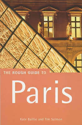 The Rough Guide to Paris: Eighth Edition (Rough Guide Travel Guides), Kaberry, R