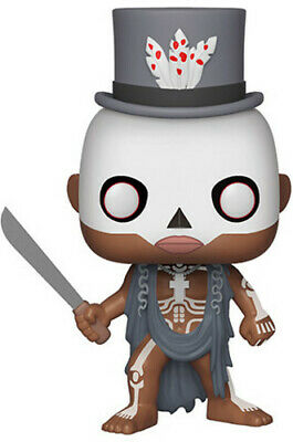 James Bond - Baron Samedi - Funko Pop! Movies: (2019, Toy NUEVO)
